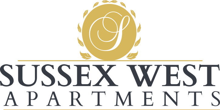 Sussex West Apartments Logo